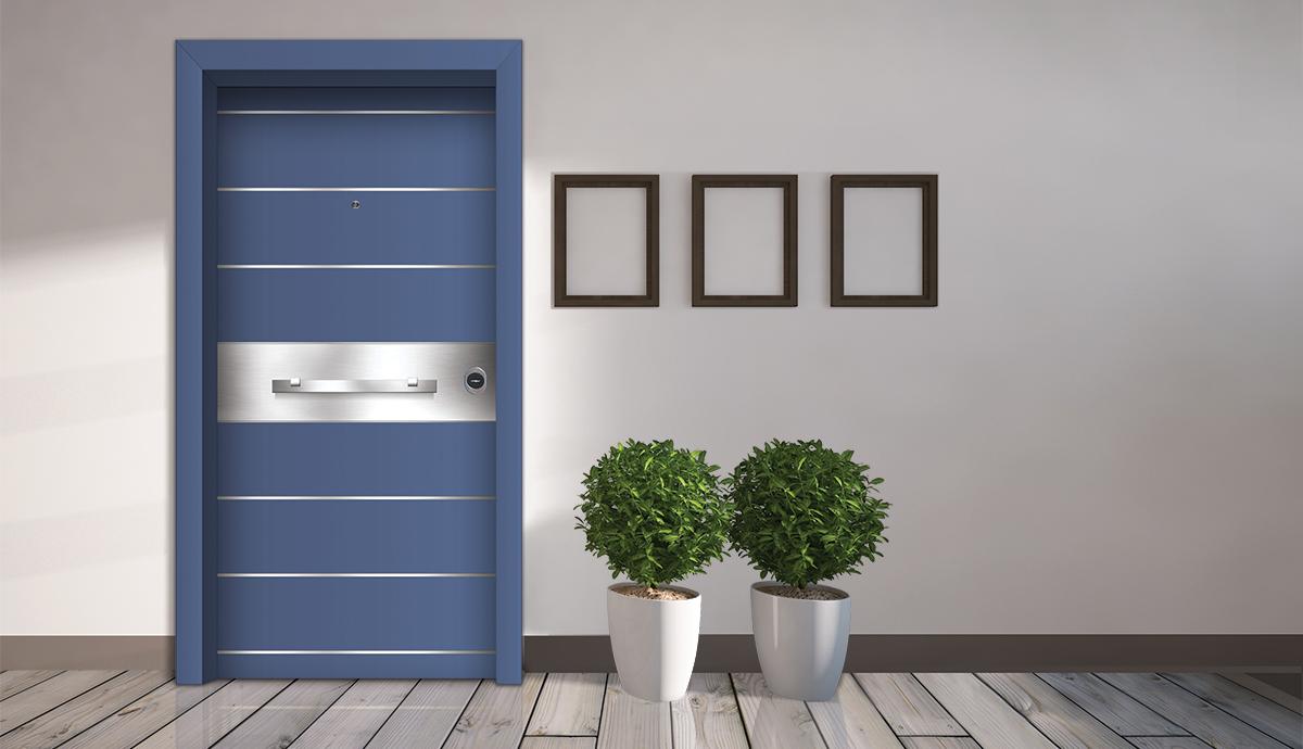 styledoors rampote AL01R-INOX