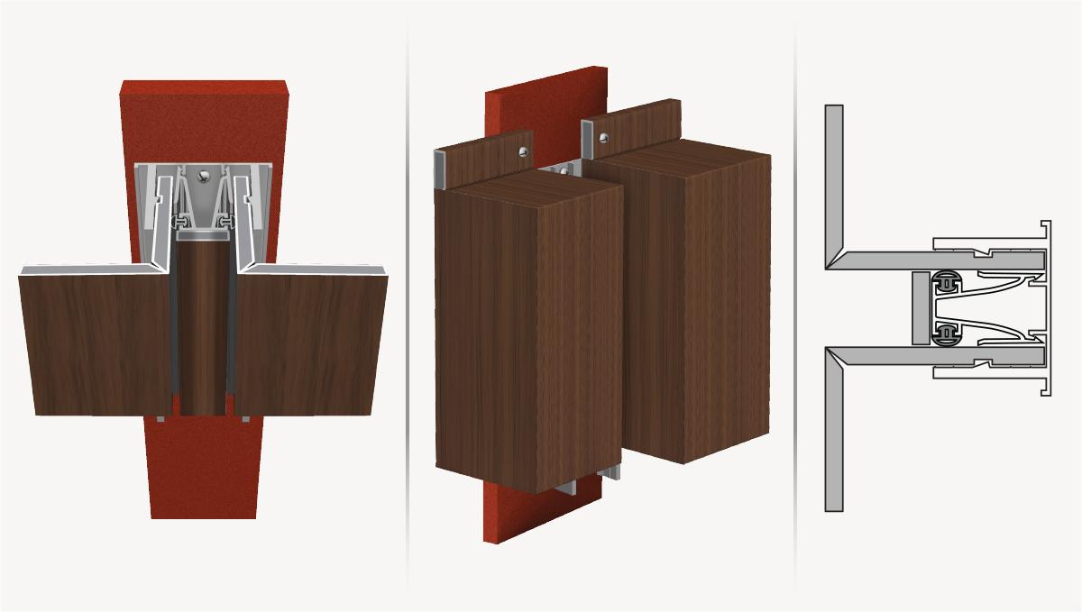 Composite Panels system A